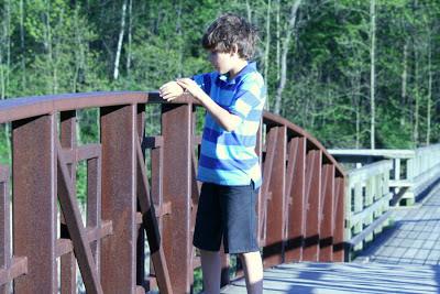 The child @ Hendrie Park, RBG, Burlington, ON :: All Pretty Things