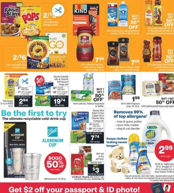 CVS Weekly Ad Preview 8/8-8/14