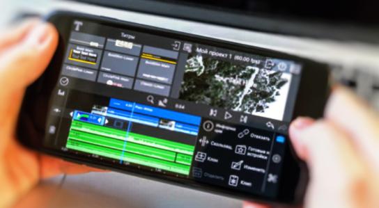 افضل 5 تطبيقات مونتاج للاندرويد لتحرير الفيديو بجودة احترافية 2021