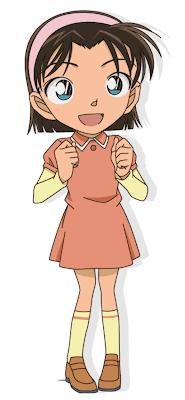 Hellominju.com: 名探偵コナンアニメ   吉田歩美 Yoshida Ayumi   Hello Anime !