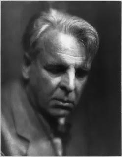Yeats en 1933 s'intéresse au fascisme