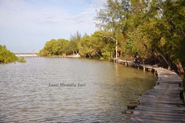 Wisata Mangrove Terpadu Sumatera Utara