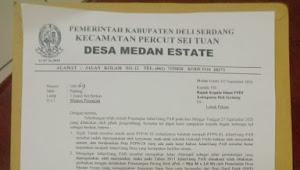 Aset Medan Estate Diduga Digelapkan Oknum Tertentu