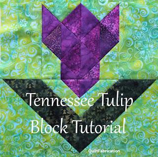 block base-tulip block-flower quilt block-quilt tutorial-block tutorial-how to quilt-sew along