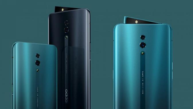 Harga dan Spesifikasi Oppo Reno RAM 6GB ROM 256GB Terbaru di Indonesia