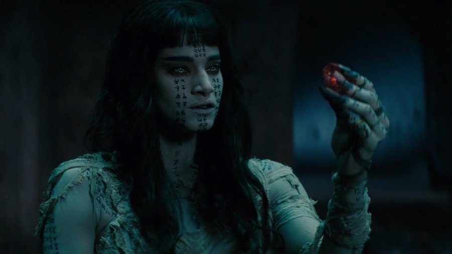 Jack O' Lantern's MSH Blog: Ahmanet from 'The Mummy' (2017)