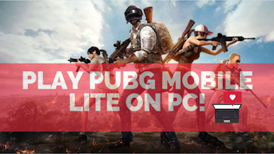 Play Pubg Mobile Lite on PC | In 3 Ways!