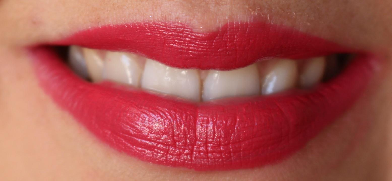 Germaine de Capuccini lipstick Tulip