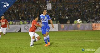 Persib Bandung vs Bali United Da Silva