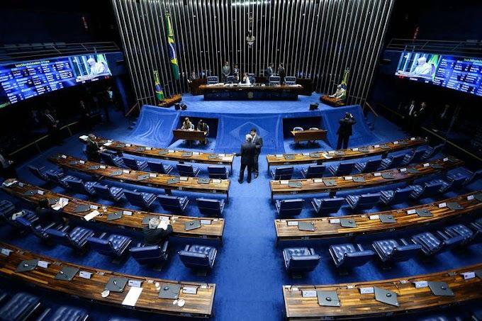 Senado aprova fundo para financiar campanhas com verba de emendas