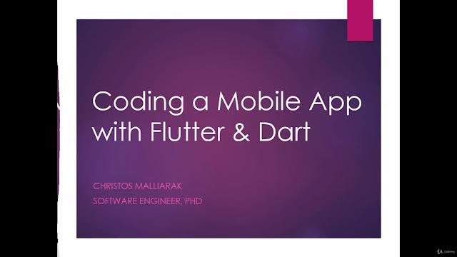 Flutter & Dart: A Complete Showcase Mobile App™