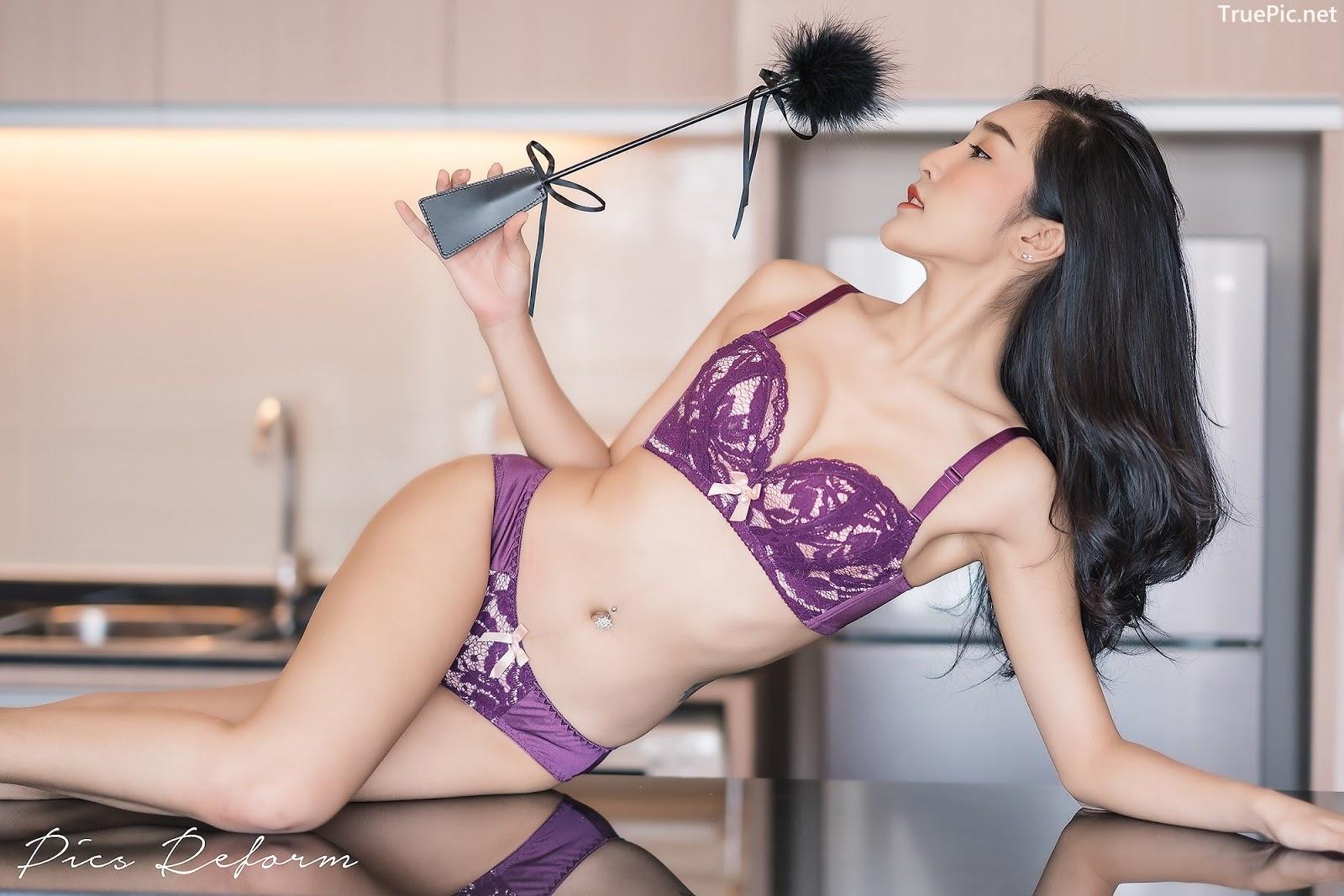 Image-Thailand-Sexy-Model-Yanapat-Ukkararujipat-Violet-Girl-TruePic.net- Picture-2
