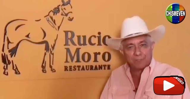 600 personas sin tapabocas en el Restaurante de Reynaldo Armas - Rucio Moro