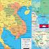 Peta Negara Kamboja Lengkap dengan Kota, Sumber Daya Alam, Batas Wilayah dan Keterangan Gambar Lainnya
