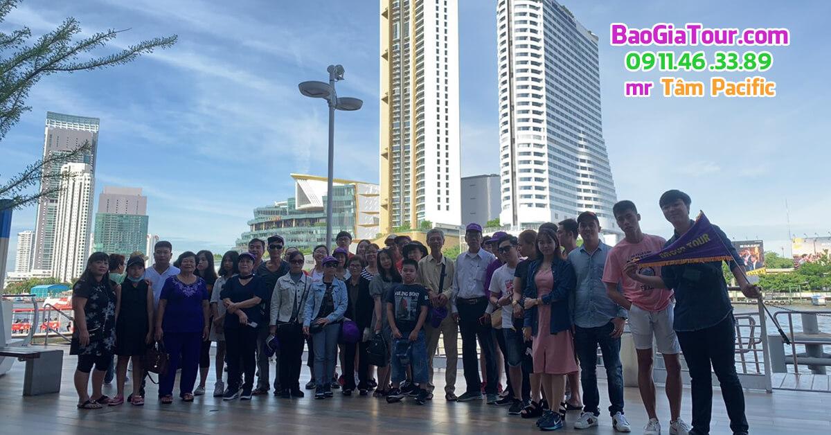 Báo giá tour Thái Lan tháng 7 trọn gói trong 5 ngày 4 đêm