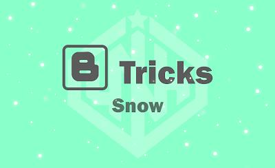 Share Code Hiệu Ứng Tuyết Rơi Cho Blogspot