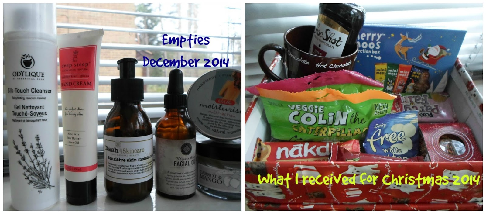 Sugarpuffish December Empties & Christmas Gift Videos