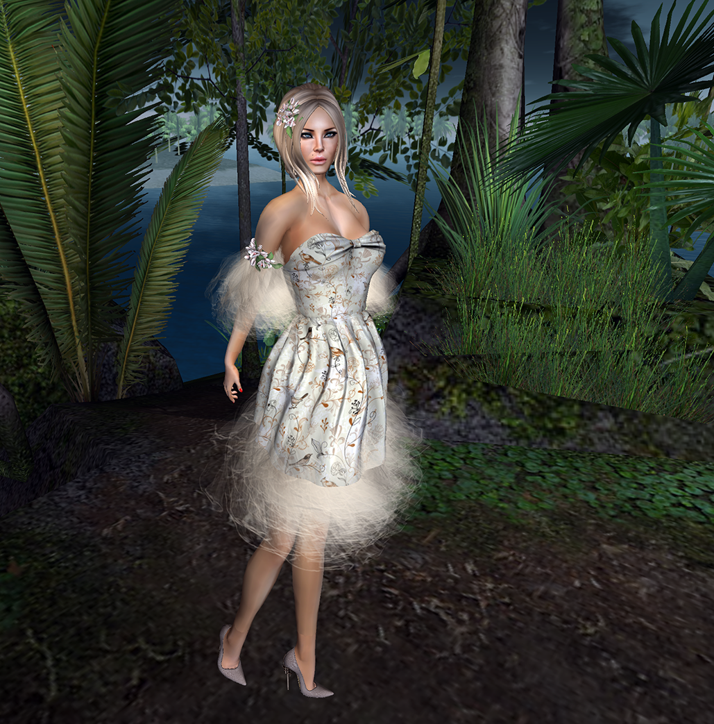 Mr. X and Breezy Dress and Hair  *new* Muse + October 4 Seasons