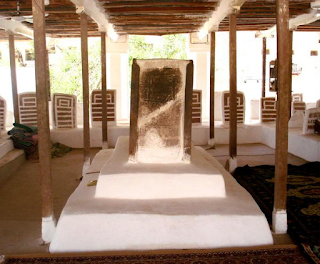 Makam Penyusun Ratib al-Haddad