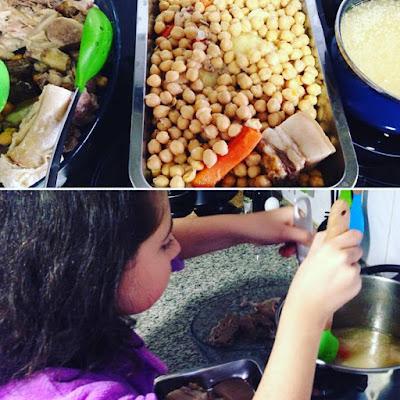 MiniChef, cocina niños, cocina, arroz negro, cocido, receta, mini blogger, blogger alicante, solo yo, cookingblogger, influencer, blog solo yo, Que Comemos Hoy, Con las Manos en la Masa,