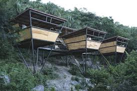 V-House Jungle Hotel – Mexico
