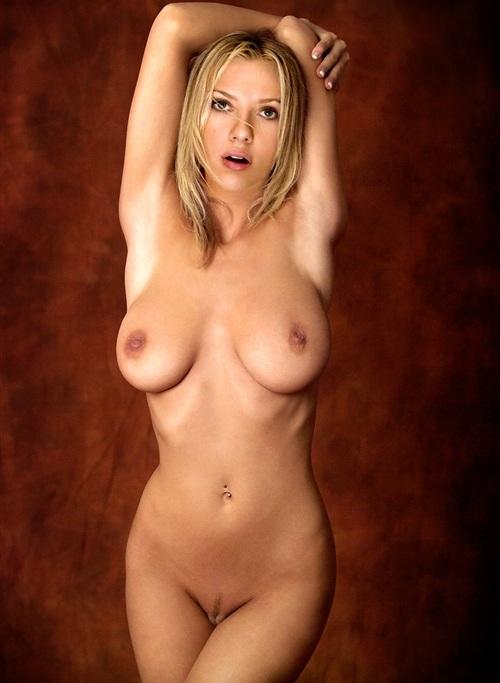 Scarlett Johansson Boobs Pussy