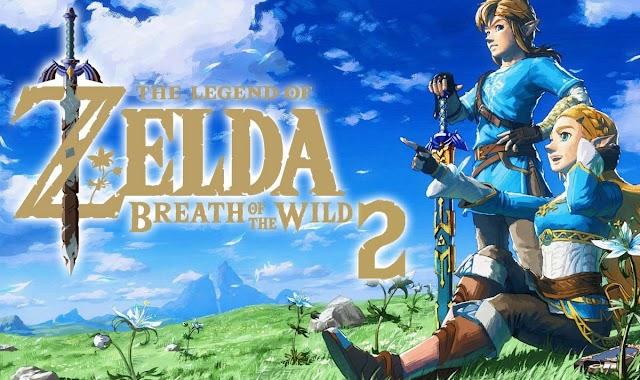 Noticia - The Legend of Zelda: Breath of the Wild 2