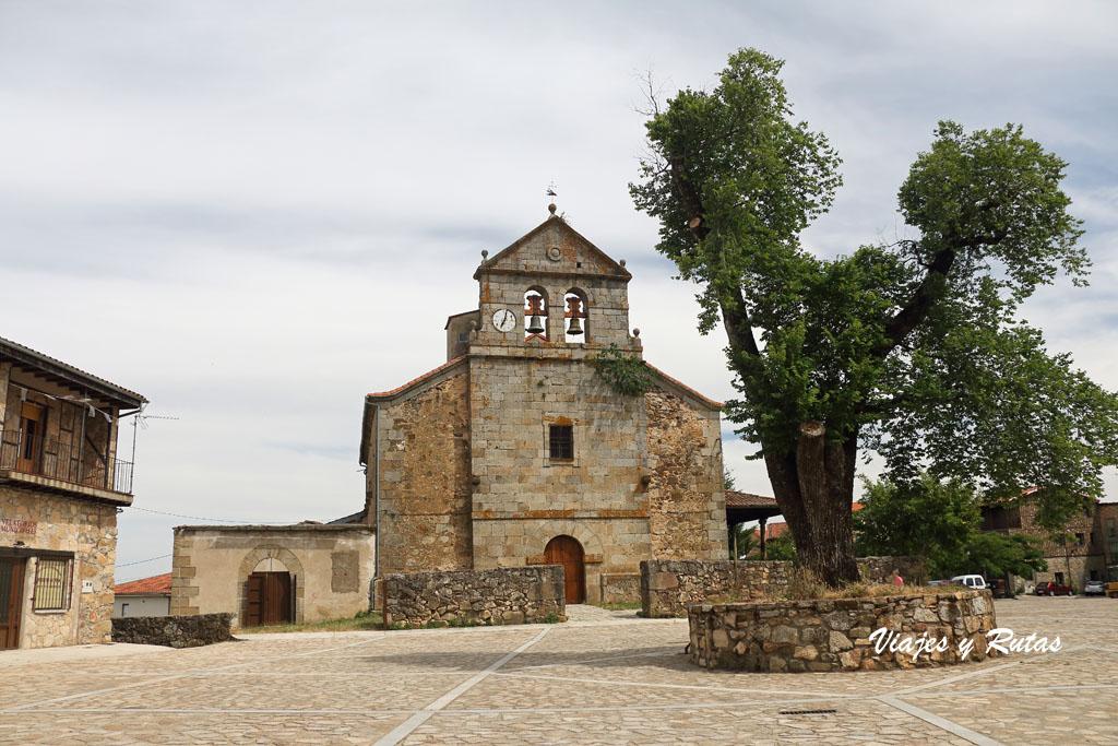 Iglesia de San Fabian y San Sebastián de Villanueva del Conde