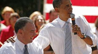 President Obama Says Tim Kaine Is A 'Progressive Fighter'