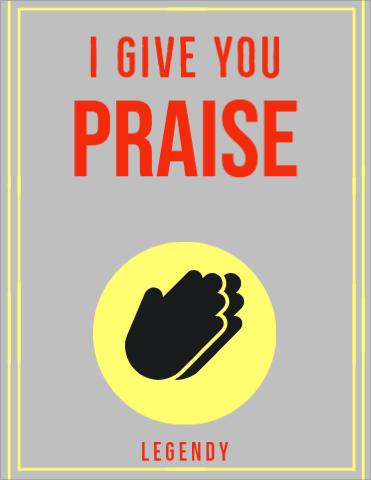 Gospel Music: Legendy - I Give You Praise
