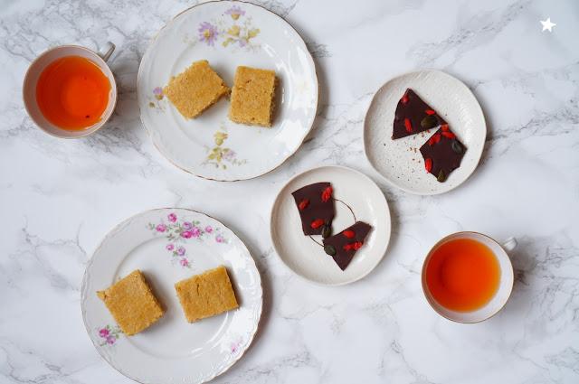 gâteau huile essentielle citron indice glycémique bas dessert goûter