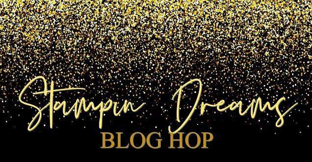Stampin' Dreams Blog Hop Banner  |  Nature's INKspirations by Angie McKenzie