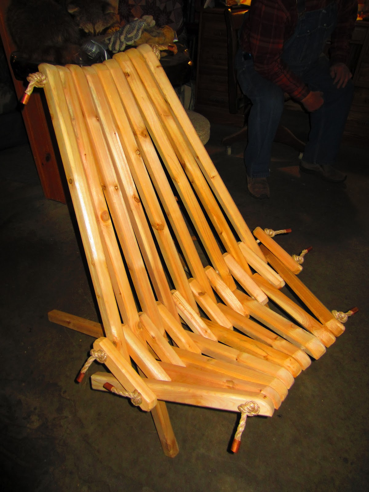 Plans For Adirondack Chairs Relaxshacks Super Simple Folding Adirondack Chair For