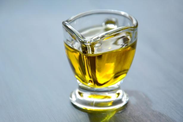 Cytryna z oliwą z oliwek