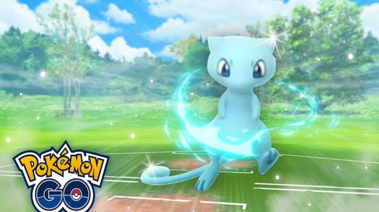 Pokémon GO makes special research on Shiny Mew a lot easier