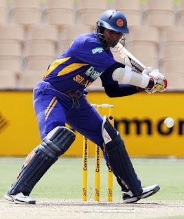 Kumar Sangakkara 128 - India vs Sri Lanka 8th Match CB Tri-Series 2008 Highlights