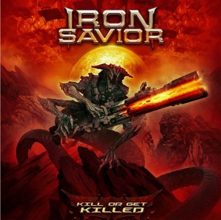 "IRON SAVIOR: Video για το νέο κομμάτι ""Kill Or Get Killed"""