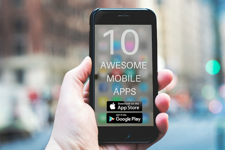 10 Awesome Mobile Apps that Advertiser Shouldn't Miss