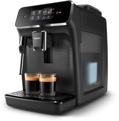 Prueba gratis cafetera automática Philips Espresso Series 2200