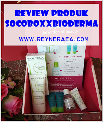 review bioderma sebium