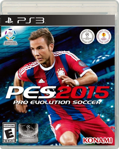 Pro Evolution Soccer 2015 PS3 Región USA Español Latino