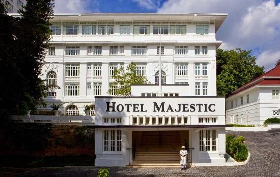 Amazing Desserts at The Majestic Hotel Kuala Lumpur!