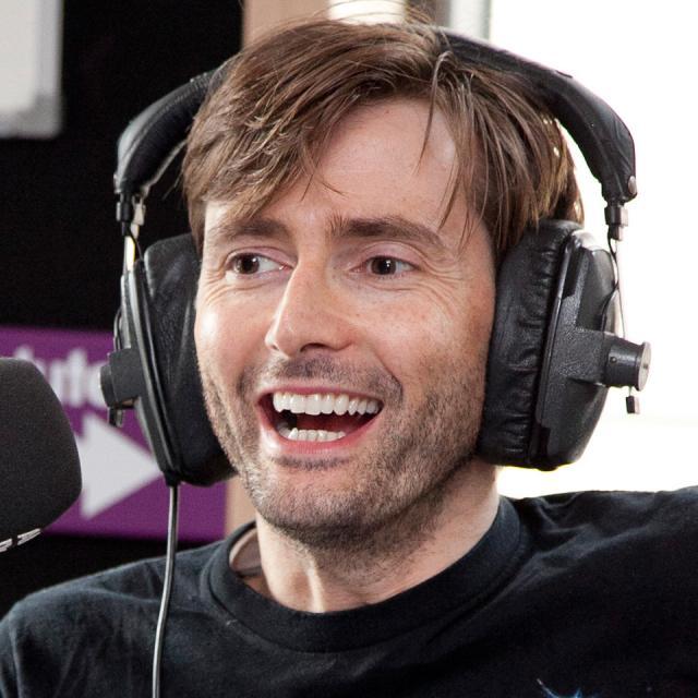 David Tennant on Absolute Radio