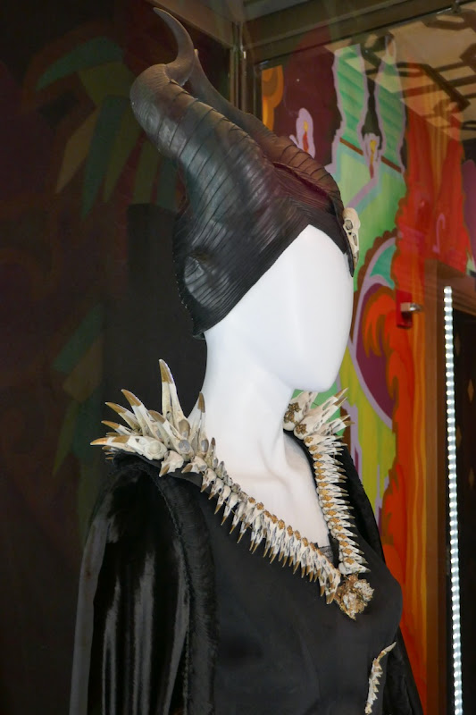 Maleficent Mistress of Evil costume detail