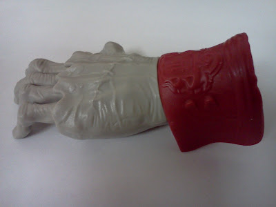 Severed Hand Hotel Transylvania Happy Meal Toy