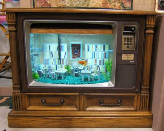 παλιά τηλεόραση