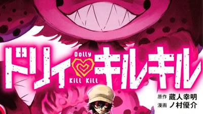 Dolly kill kill [Capítulos 153/153][PDF][Mega]