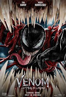 venom 2 carnage movie poster wallpaper