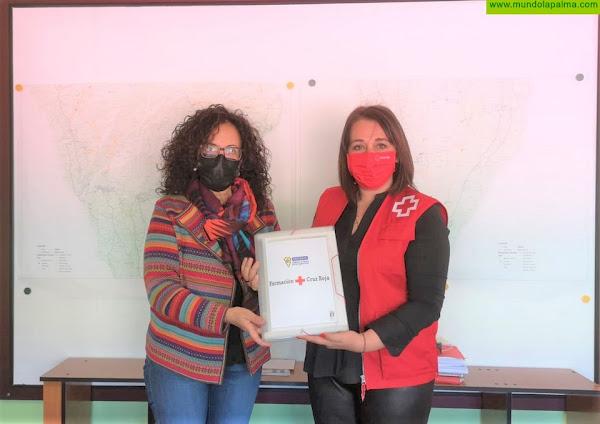 El Cabildo de La Palma y Cruz Roja formaron a 165 personas en materia de emergencias en 2020