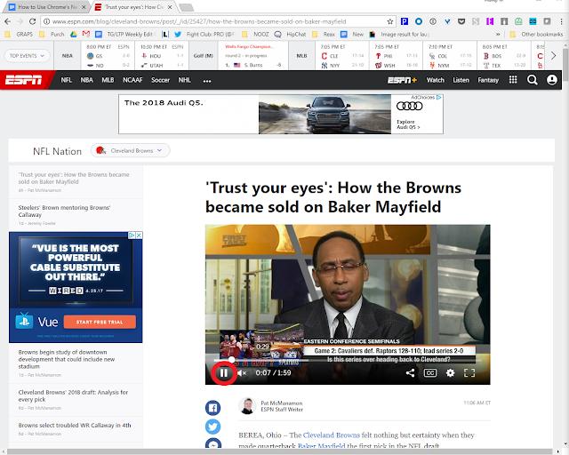 Cara Memblokir Video Putar Otomatis di Chrome